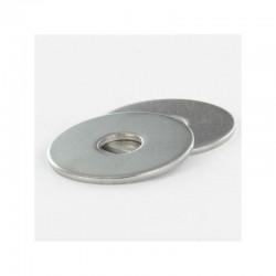 Washer plane M18X55X3 LL zinc-plated NFE 25513,VS-NFE25513 Class C, monomer*20