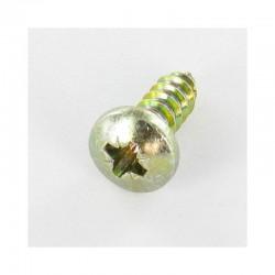 Ball Screws with Large Head Thread 2.9X6.5 Yellow Zinc DIN 7981C,VS3409 | Monoblock*80