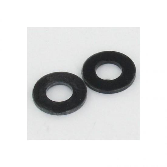 Washer plane M7X16X1.5M black zinc plated NFE25513,VS-NFE25513 Grade C, monomer*100