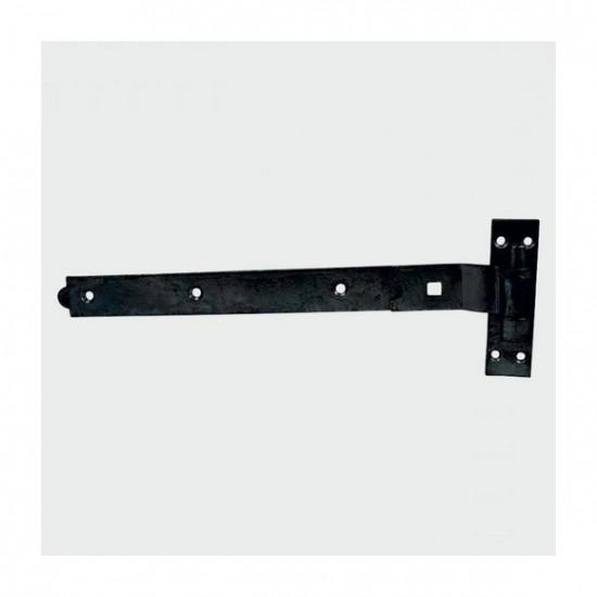 HBC500B Hook and Loop Crank Pair, Black 500mm